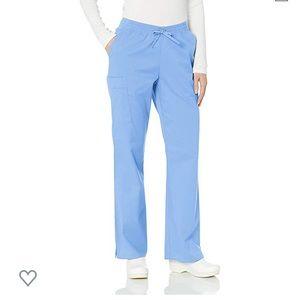 Blue Scrub pants, Quick-dry Stretch! Medium